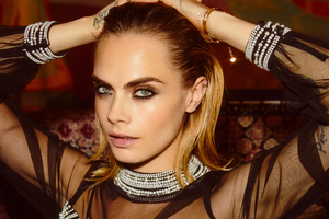 New Cara Delevingne 2020 4k Wallpaper