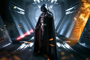 New Darth Vader