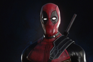 New Deadpool 4k Artwork
