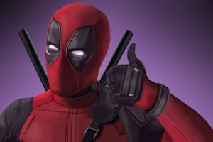 New Deadpool Art Wallpaper