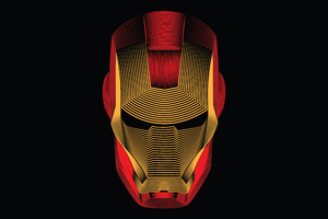 New Iron Mask Minimalist