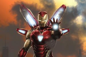 New Suit Iron Man