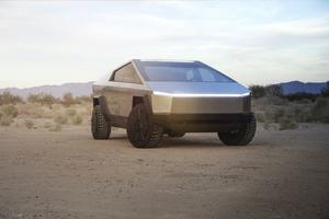 New Tesla Cybertruck 2022