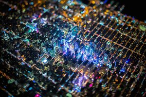 New York Tilt Shift