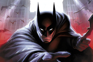 Newbatman Artwork