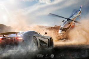 NFS Payback Koenigsegg Wallpaper