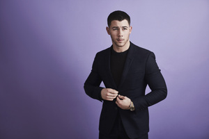 Nick Jonas 8k Wallpaper