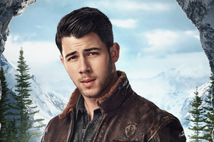 Nick Jonas Jumanji The Next Level Wallpaper