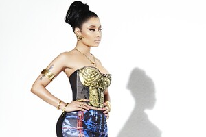 Nicki Minaj Latest Wallpaper