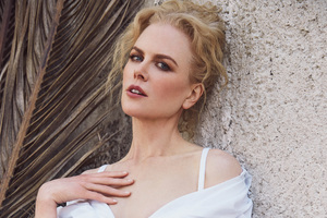 Nicole Kidman 4k The Hollywood Reporter 2018