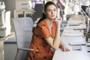 Nicole Maines In Supergirl Season 4 2018