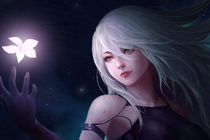 Nier Automata 4k Artwork