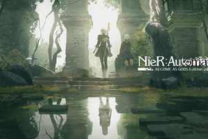 Nier Automata Become As Gods Edition 8k