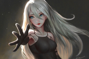 Nier Automata Fan Arts