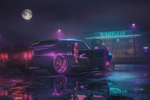 Night Call Wallpaper