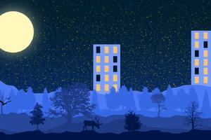 Night City Minimal