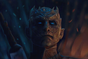 Night King 4k Art