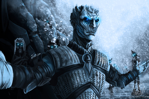 Night King 5k Wallpaper