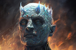Night King Artwork New Wallpaper