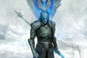 Night King Game Of Thrones Wallpaper