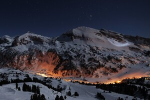 Night Star Alps