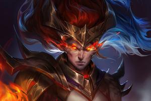 Nightbringer Yasuo League Of Legends Fan Art 4k Wallpaper