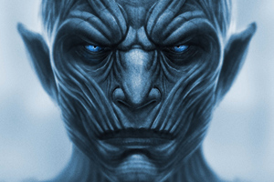 NightKing Artwork 4k Wallpaper