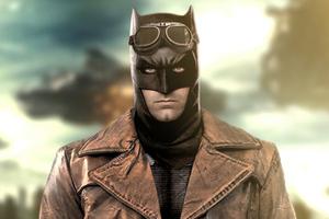 Nightmare Batman Justice League 4k