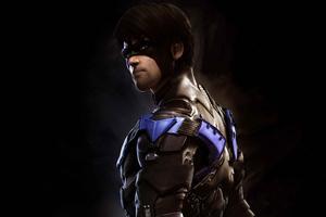 Nightwing 4k