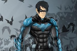 Nightwing Arts