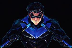 Nightwing Gotham Knights