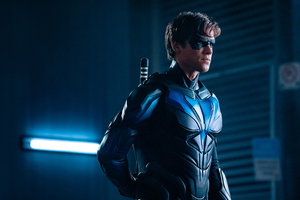 Nightwing Titans 4k 2019 Wallpaper