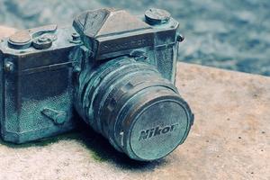 Nikon Camera Vintage Wallpaper