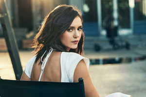 Nina Dobrev 2020 Actress Wallpaper