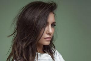 Nina Dobrev Closeup