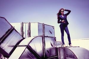 Nina Dobrev Fashion Magazine Photoshoot