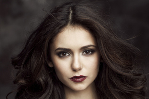 Nina Dobrev Photoshoot For Flare 4k