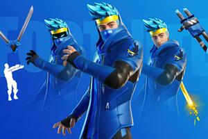 Ninja Fortnite 4k