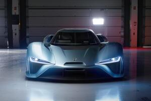 Nio EP9 Electric Car