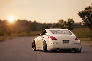Nissan 350Z Super Tuned