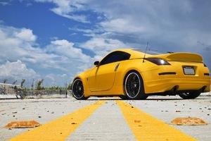 Nissan 370Z Track