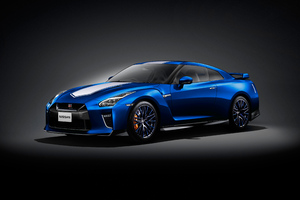 Nissan GT R 50th Anniversary 2019 Wallpaper