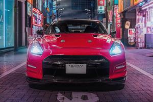 Nissan GT R In Tokyo 5k Wallpaper