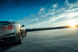 Nissan GT R Premium Edition T Spec 8k Wallpaper