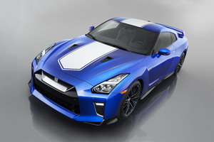 Nissan GT R R35 50th Anniversary Edition 2020 Wallpaper
