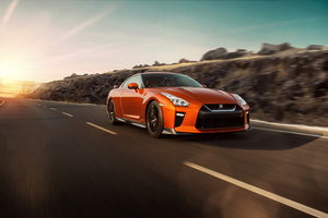 Nissan GTR 4k 2019