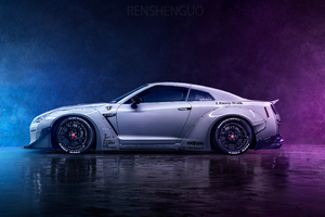 Nissan Gtr 4k 2020 Car Wallpaper