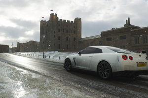 Nissan GTR Forza Horizon 4k