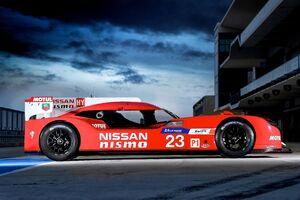 Nissan GTR LM Nismo 2016