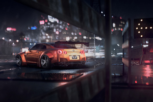 Nissan Gtr Need For Speed 4k Wallpaper